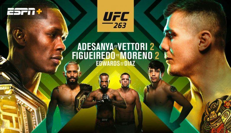 Выводы UFC 263