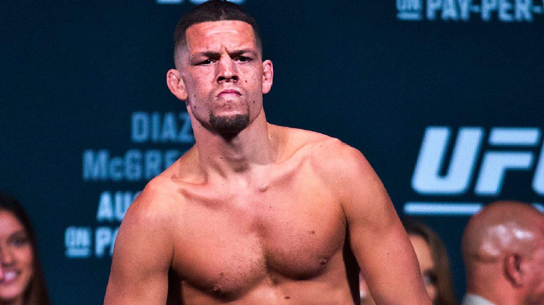 Нэйт Диас оставил послание для всех бойцов, которые ставят против него на UFC 263