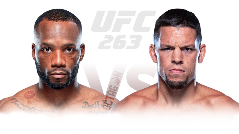 Леон Эдвардс – Нэйт Диас прогноз на UFC 263