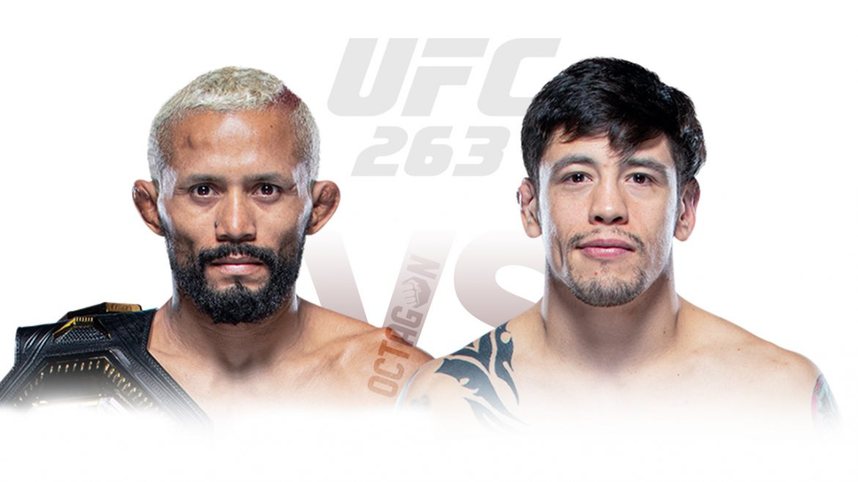 Дейвесон Фигередо – Брэндон Морено 2 прогноз на UFC 263