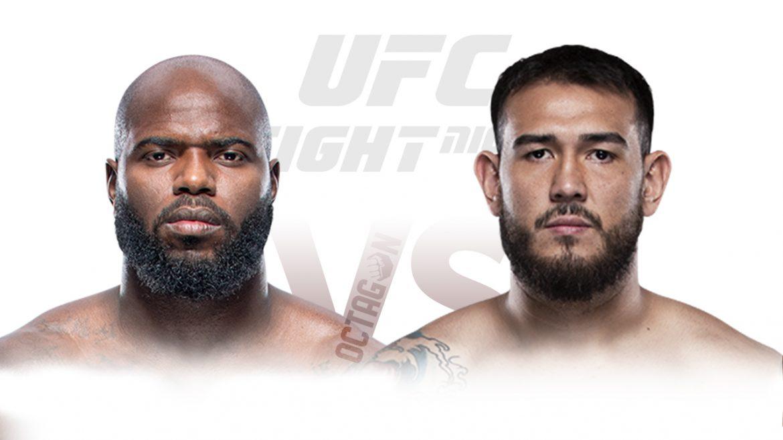 Жаирзиньо Розенстрайк – Аугусто Сакаи прогноз на UFC Fight Night 194