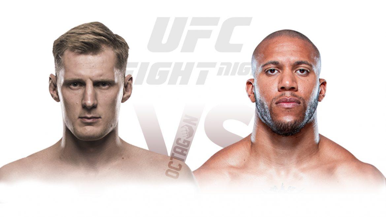 Александр Волков – Сирил Ган прогноз на UFC Fight Night