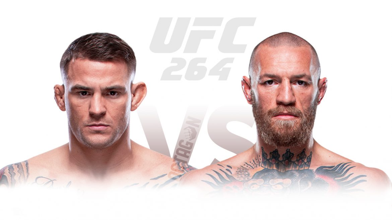 Дастин Порье – Конор Макгрегор 3 прогноз на UFC 264
