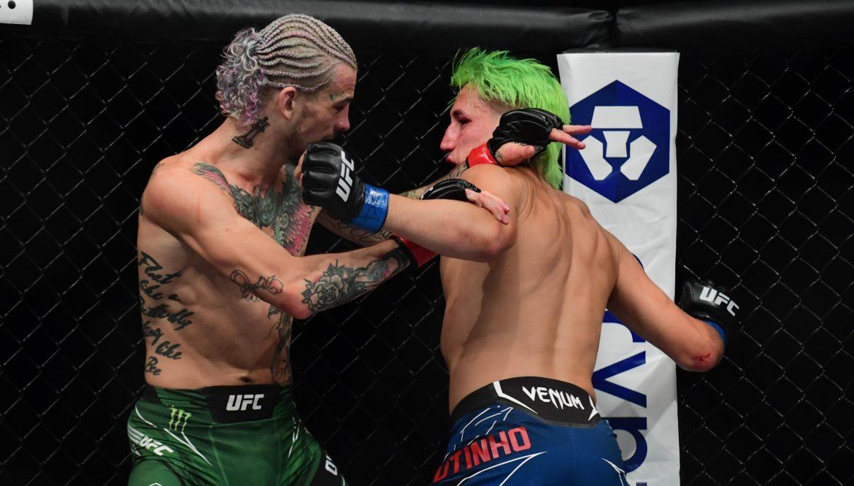 Новичок UFC Крис Моутиньо прокомментировал поражение от Шона О`Мэлли: «Со щитом или на щите»