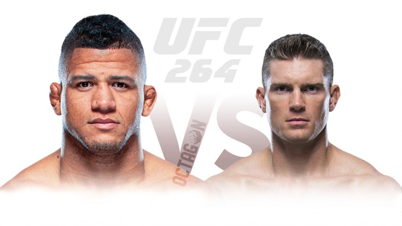 Гилберт Бернс – Стивен Томпсон прогноз на UFC 264