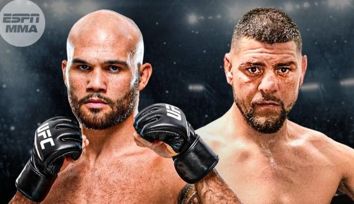 Официально: Ник Диас встретится с Робби Лоулером на UFC 266