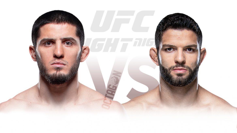 Ислам Махачев – Тьяго Мойзес прогноз на UFC Vegas 31